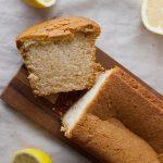 Cake vegan au citron et graines de chia de Madiabio