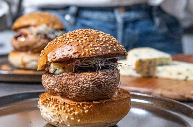 Photo burger portobello_fourme