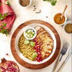 Indian Bowl au poulet tandoori